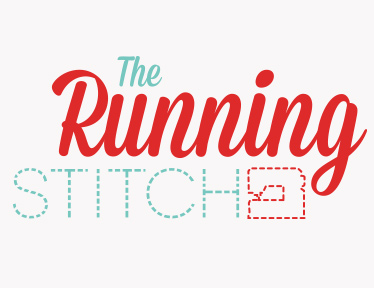 The Running Stitch Logo and Website Design